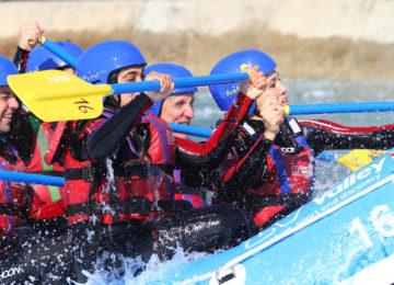 Whitewater Rafting 2018