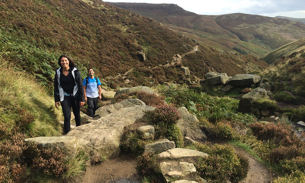 Peak District Hiking 2016