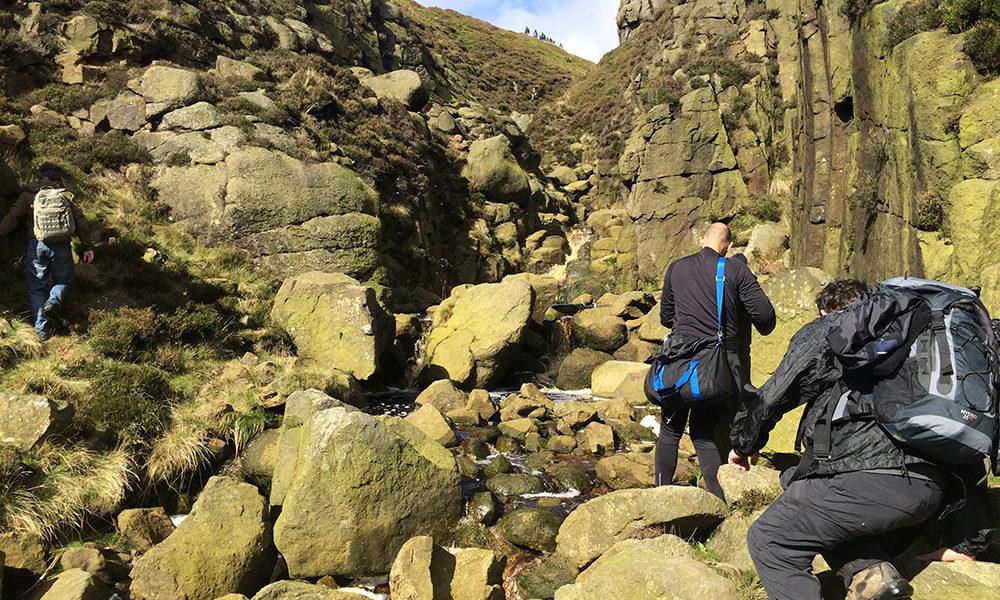 Peak District Hiking 2016