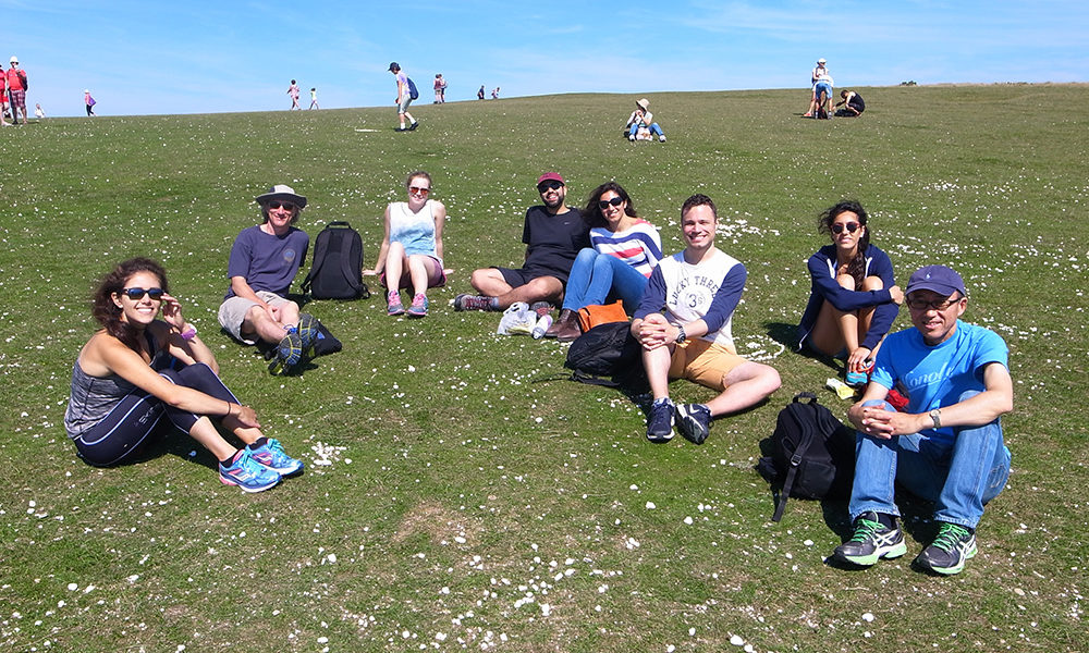 Seven Sisters Hiking 2015